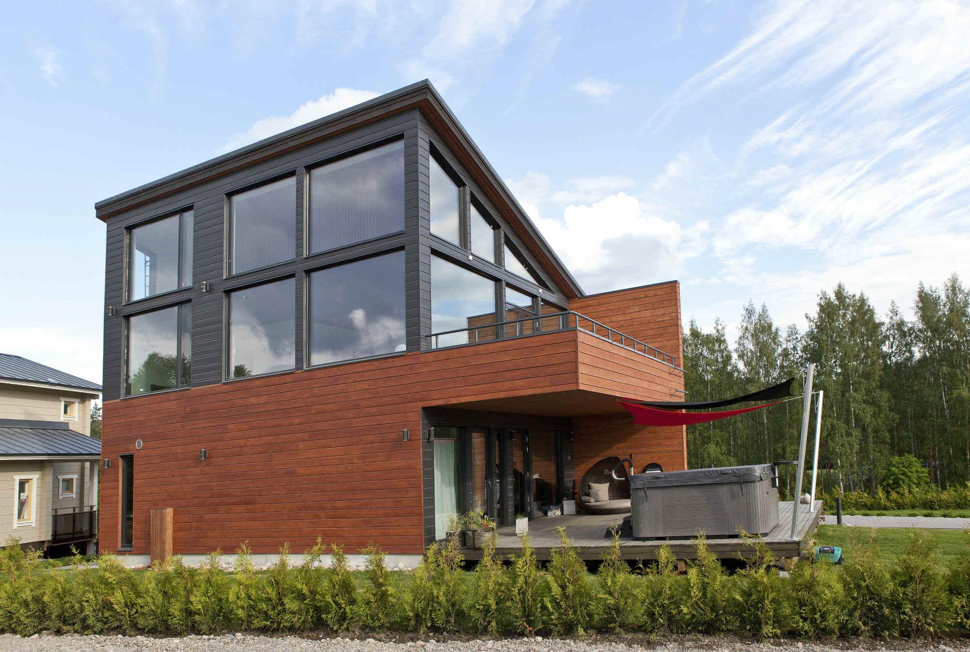Tikkurila on sitoutunut Green Building -periaatteisiin